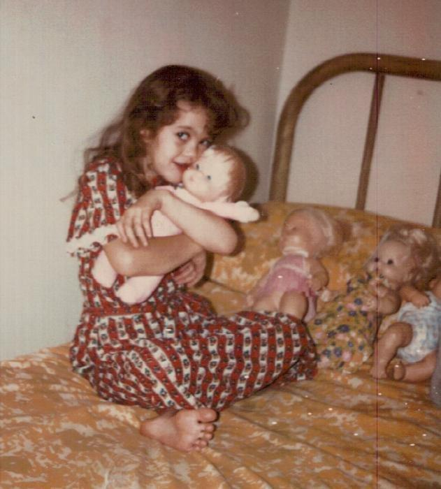 sharon-and-her-baby-doll